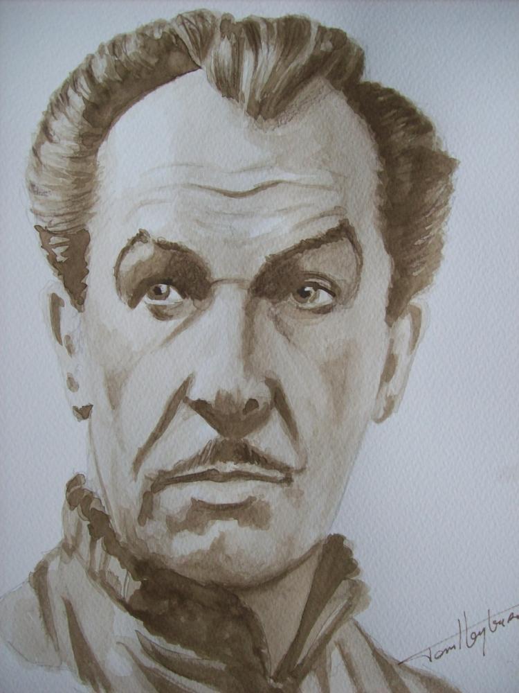 Vincent Price por Tom-Heyburn